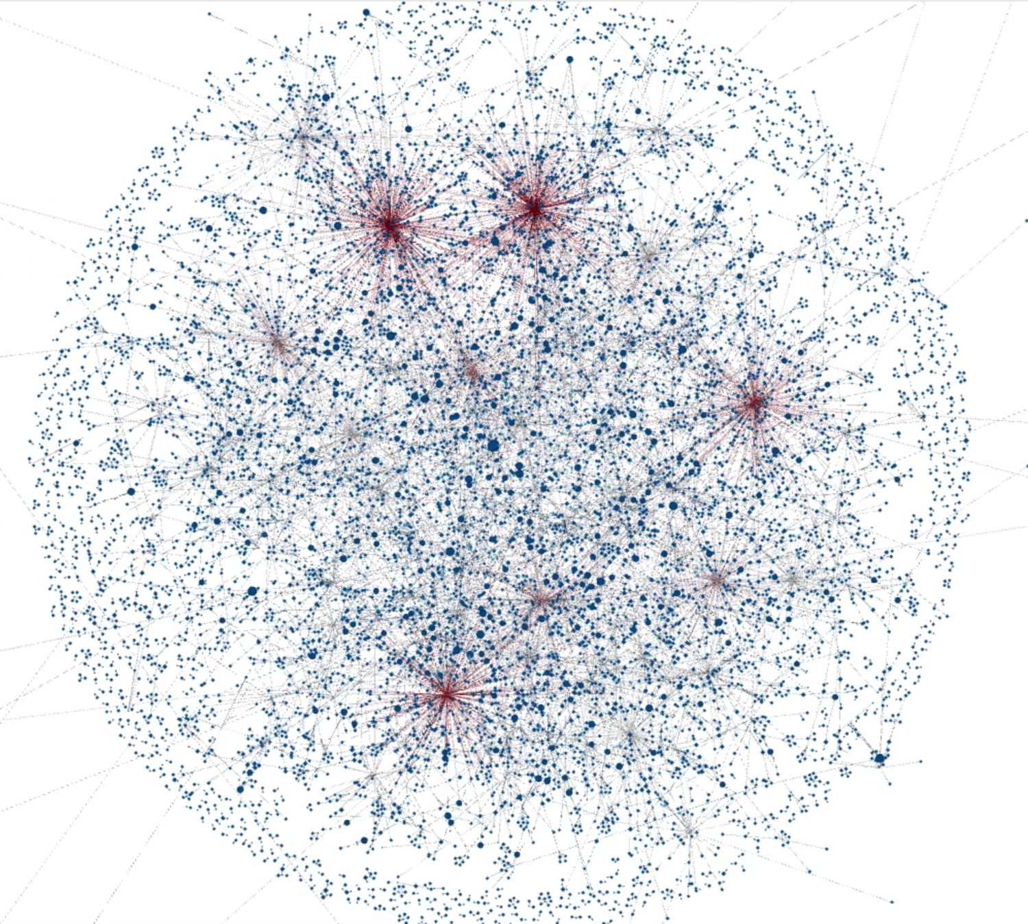 Realtime Visualization of Turkey's Gezi Parki Protest in Twitter Infographic