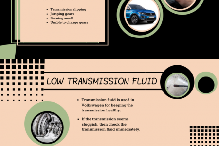 Reasons Why your Volkswagen Transmission is Slipping & What To Do in Mill Valley Infographic