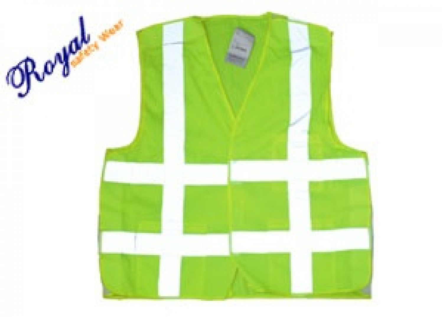 Reflective Safety Vests Manufacturer & Supplier in India Infographic