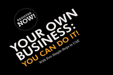 Register Your Own Business Now Infographic