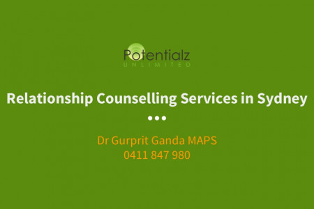 Relationship Counselling in Sydney Infographic