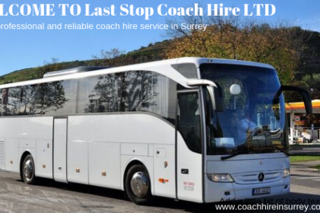 Reliable Coach Hire Service in Surrey Infographic