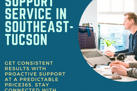 Reliable IT Support Service In Southeast-Tucson   Technology Solutions Infographic