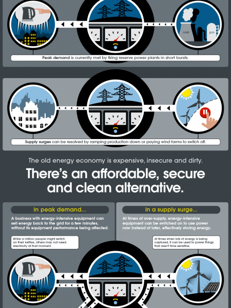 Reshaping our Energy Future Infographic
