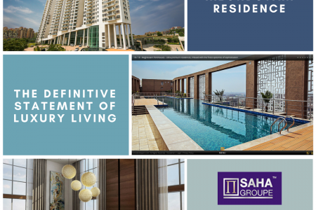 Residential Apartments in Noida Infographic