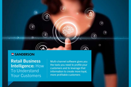 Retail Business Intelligence: How to Understand Your Customers Infographic