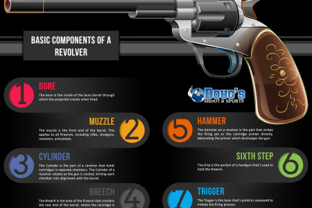 Revolver And Its Simplicity Infographic