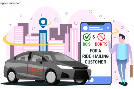 Ride-Hailing Passenger Courtesy: The Dos & Don'ts Infographic