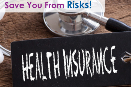Right Health Plan Can Save You From Risks Infographic