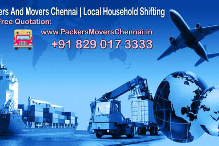 RIGHT SERVICE PROVIDER AT YOUR BUDGET AT YOUR MOVE @ PackersMoversChennai.in Infographic