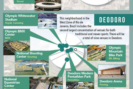 Rio Summer Games 2016  Infographic