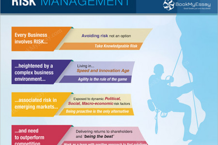 Risk Management Every Business Involves Infographic