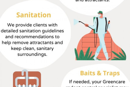 Rodent Control Singapore – Greencare Infographic