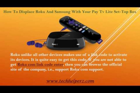 Roku com support- call toll free number (855)856 2653 Infographic