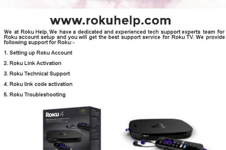 Roku Help and Support Call +1-844-305-0086 Infographic