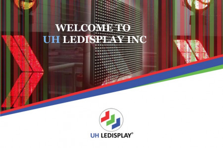 Role of LED Display in Outdoor Advertising Infographic