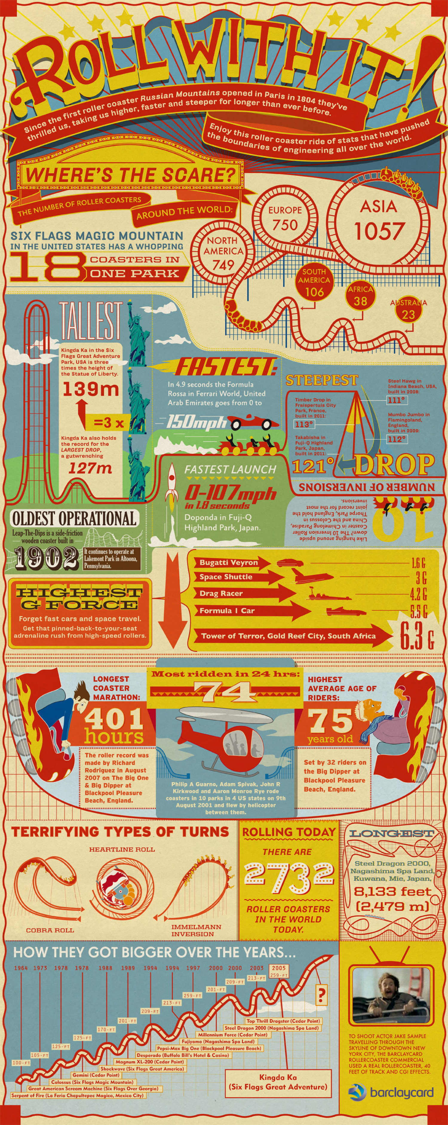 Roll With It! Infographic