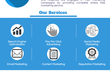 Ronnie Marketing - Online Marketing Services USA Infographic