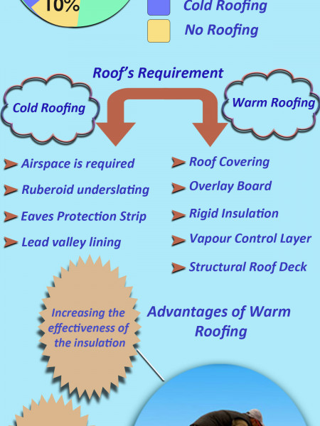 Roofing Services in Oxford Infographic