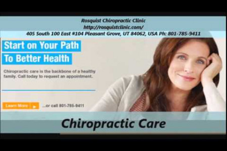 Rosquist Chiropractic Clinic Family Chiropractic  Infographic