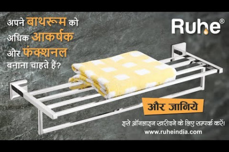 RUHE India   Shop Latest Design Bathroom Accessories set Online & Bath Fittings Products Online  Infographic