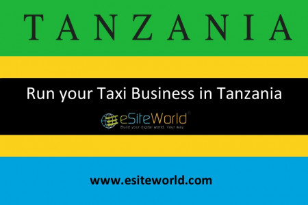 Run your Taxi Business in Tanzania Infographic