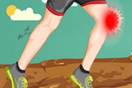 Running Hazards: The Truth Behind 10 Most Common Running Injuries Infographic