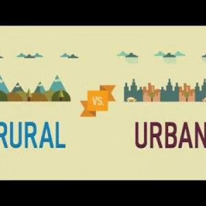 Rural Vs. Urban Drug Abuse