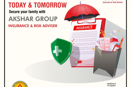 Safeguard Yourself & Your Family. Wide Range of Sum Insured.  Infographic