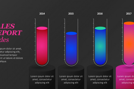 Sales Reports Presentation Templates | Free Download Infographic