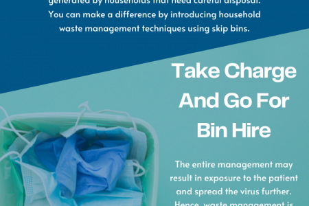 Save A Life With Waste Management And Opt For Bin Hire Infographic