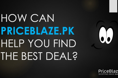 Save Money While Shopping Online in Pakistan at PriceBlazepk Infographic