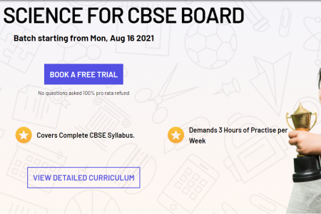 SCIENCE COURSE FOR CBSE BOARD CLASS 8 - Swiflearn Infographic