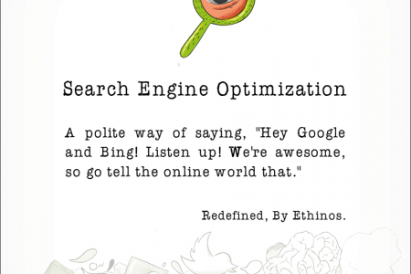 Search Engine Optimization-Redefined  Infographic