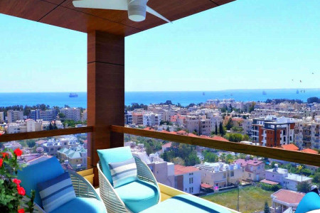 SEASIDE APARTMENTS TO BUY IN LIMASSOL Infographic