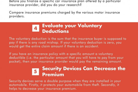 Secrets That Your Motor Insurance Provider Won'T Tell You Infographic