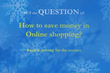 See how to save money on online shopping for the best Infographic