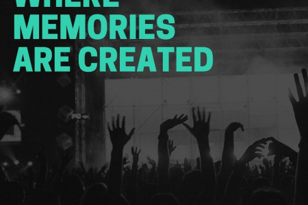 Selling Concert Tickets Online Infographic