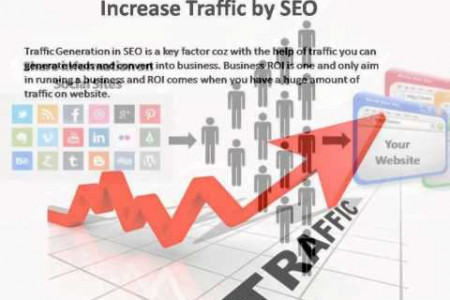 SEO Company In India - Top SEO Services Infographic