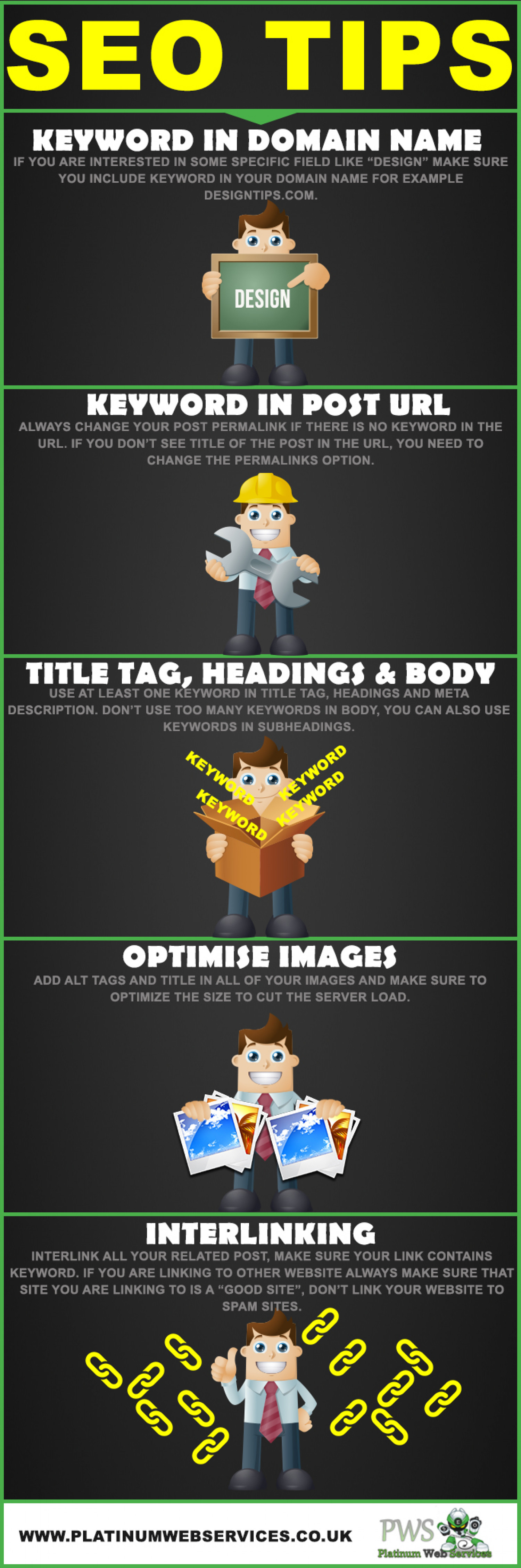 SEO Services UK Infographic