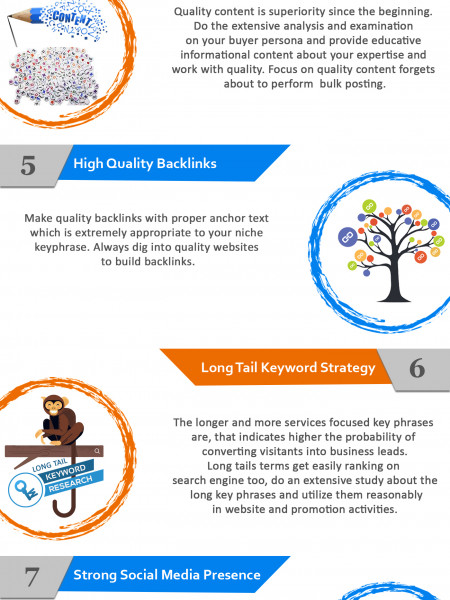 SEO Techniques and Strategies for 2017 (Infographic)  Infographic