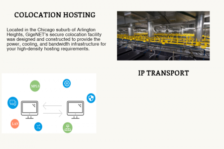 Server Hosting Los Angeles Infographic