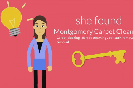 Services Offered By Montgomery Carpet Cleaners Infographic
