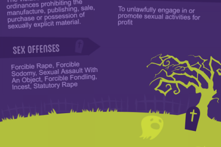 Sex Crimes Virginia Defense Lawyer Report 2012 Infographic