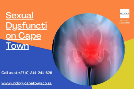 Sexual Dysfunction Cape Town Infographic