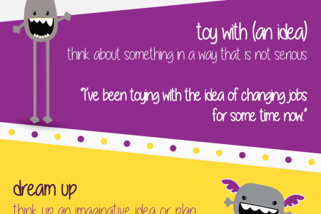 Shenker English Tips - Phrasal Verbs Infographic