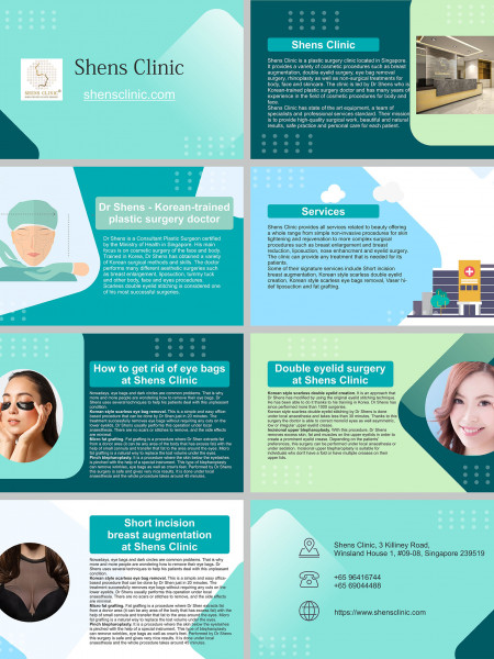 shensclinic.com - Breast implants Infographic