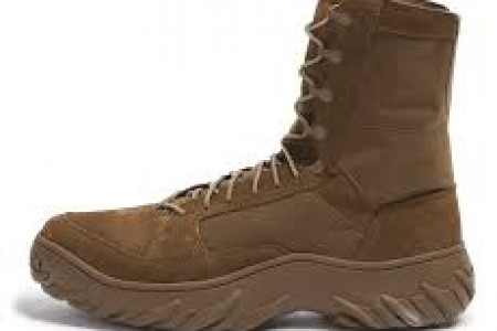 ● SHOP NOW BEST ARMY BOOTFROM OAKLEY MENS, CHICAGO Infographic