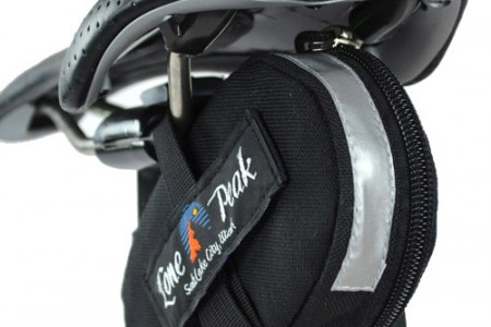 Shop Online Micro Seat Pouch at Lone Peak Packs Infographic