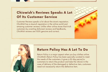 Shopping From Chicwish Benefits You Can't Afford To Ignore Infographic